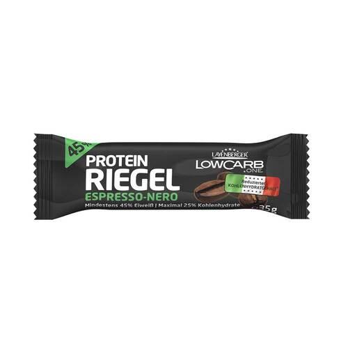 Layenberger Lowcarbonicum one Protein-Riegel Espresso-N. - 1