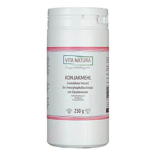 Konjakmehl mit Glucomannan Pulver - 1
