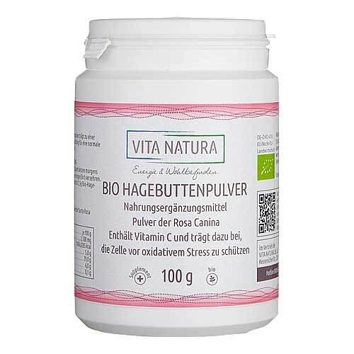 Bio Hagebutten Pulver - 1