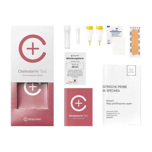 Cerascreen Cholesterin Testkit - 2