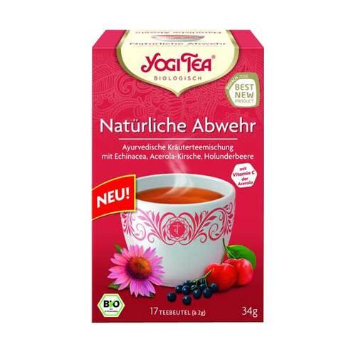 Yogi Tea Natürliche Abwehr Filterbeutel - 1