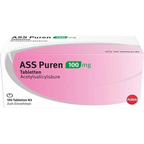 ASS Puren 100 mg Tabletten - 1
