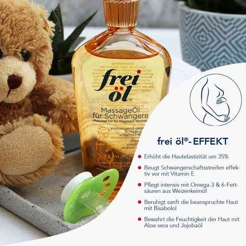 Frei Öl Massageöl für Schwangere - 2