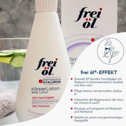 Frei Öl Hydrolipid Körperlotion - 2