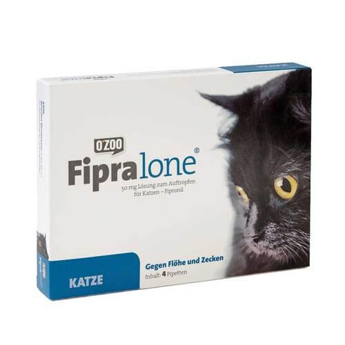 Fipralone 50 mg Lösung zum Auftropfen für Katzen - 1
