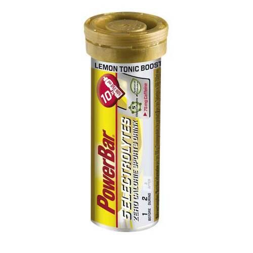 Powerbar 5 Electrolytes Lemon Tonic Boost + Koffein - 1
