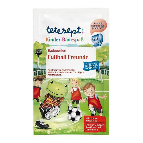 Tetesept Kinder Badespaß Fußball Freunde - 1