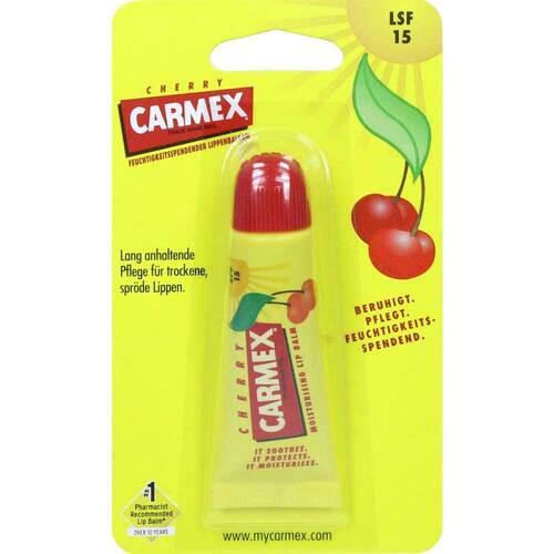 Carmex Lippenbalsam Cherry LSF 15 - 1