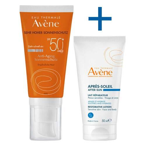 Avene Anti-Aging Sonnenemulsion SPF 50+  - 1