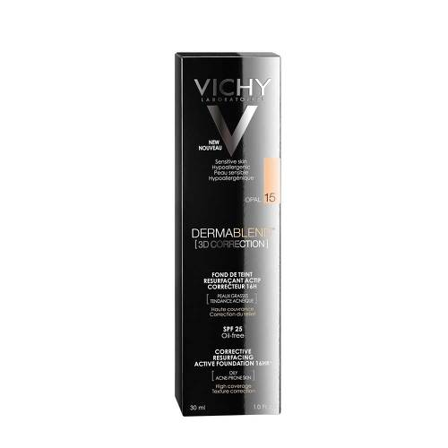 Vichy Dermablend 3D Correction Make-Up 15 Opal - 1