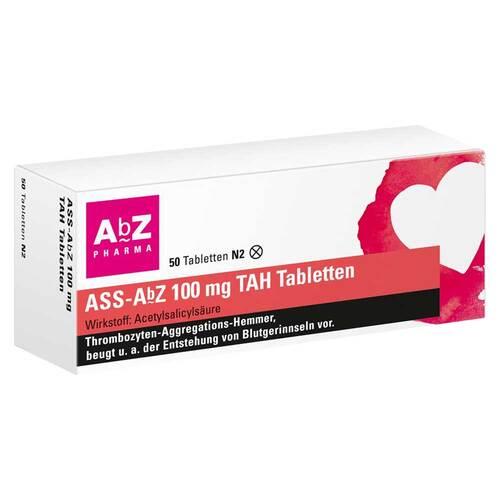 ASS AbZ 100 mg TAH Tabletten - 1