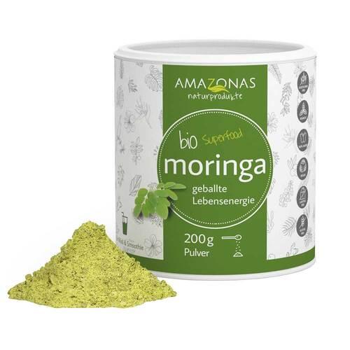 Moringa 100% Bio Pur Pulver - 1