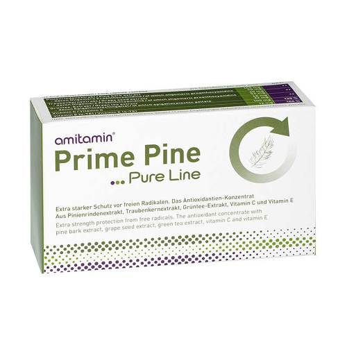 Amitamin Prime Pine Kapseln - 1