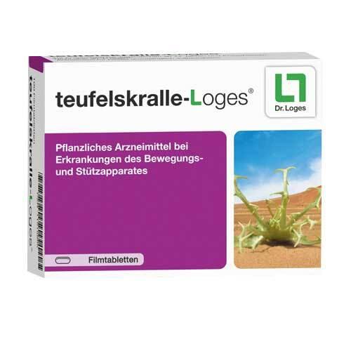 Teufelskralle-Loges Filmtabletten - 1