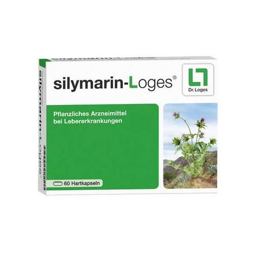 Silymarin-Loges Hartkapseln - 1