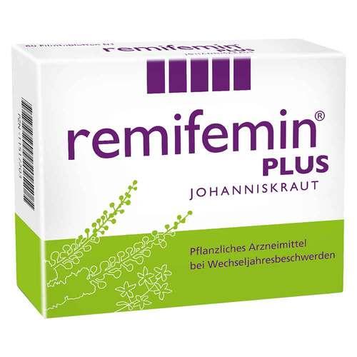 Remifemin plus Johanniskraut Filmtabletten - 1