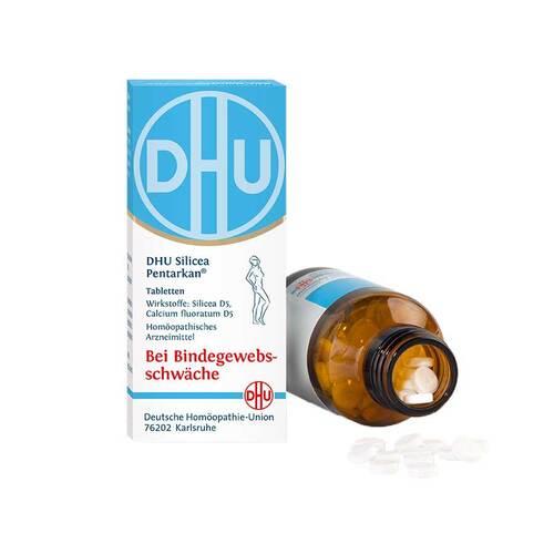 DHU Silicea Pentarkan für das Bindegewebe Tabletten  - 1