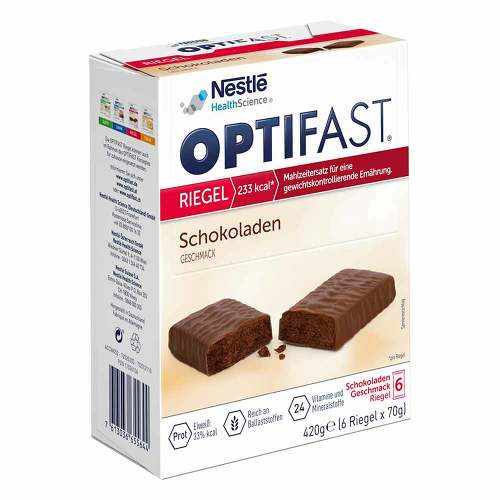 Optifast Riegel Schokolade - 1