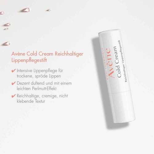 Avene Cold Cream reichhaltiger Lippenpflegestift - 2