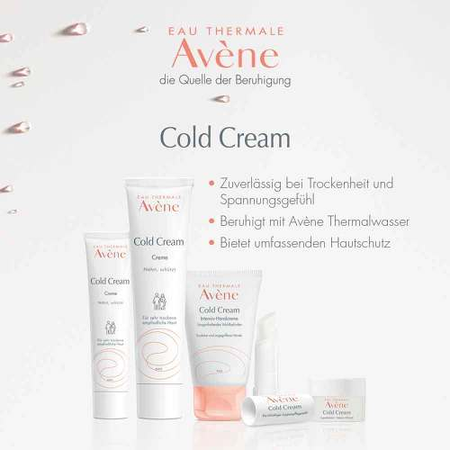 Avene Cold Cream reichhaltiger Lippenpflegestift - 4
