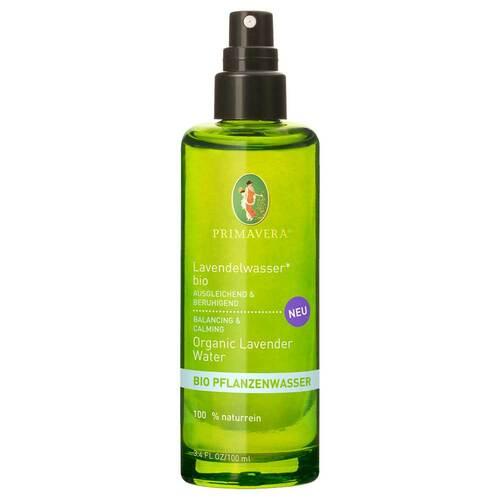 Lavendelwasser bio Entspannungsspray - 1