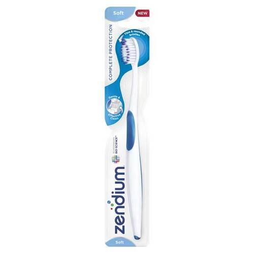 Zendium Zahnbürste complete protection soft - 1