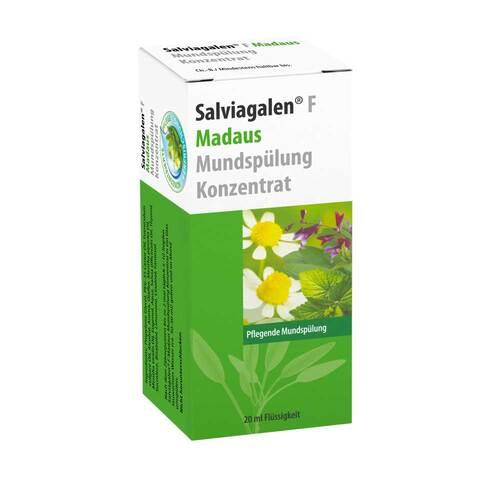 Salviagalen F Madaus Mundspülung Konzentrat - 1