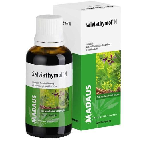 Salviathymol N Madaus Tropfen - 1