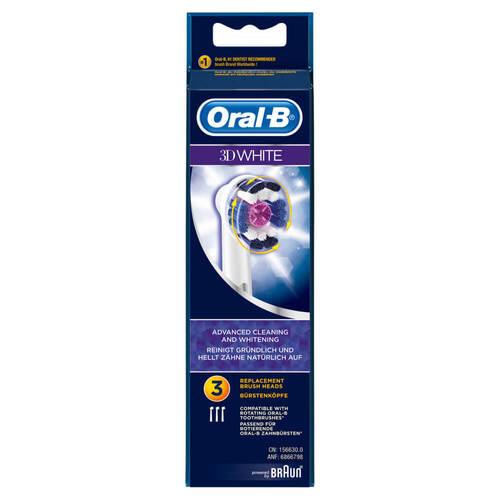 ORAL B Aufsteckbürsten 3D White - 1