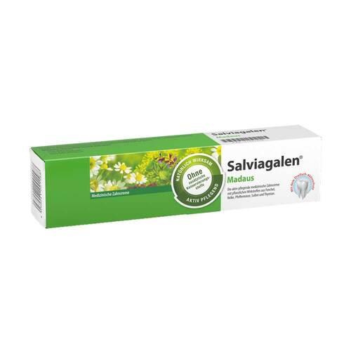 Salviagalen med. Zahncreme Madaus - 1