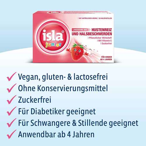 Isla Junior Pastillen - 2