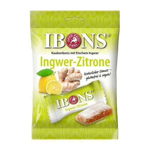Ibons Zitrone Bonbons - 1