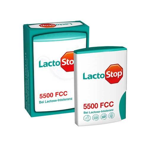 Lactostop 5.500 FCC Tabletten Klickspender - 1