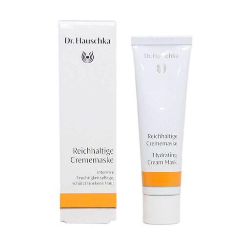 Dr. Hauschka reichhaltige Crememaske - 1