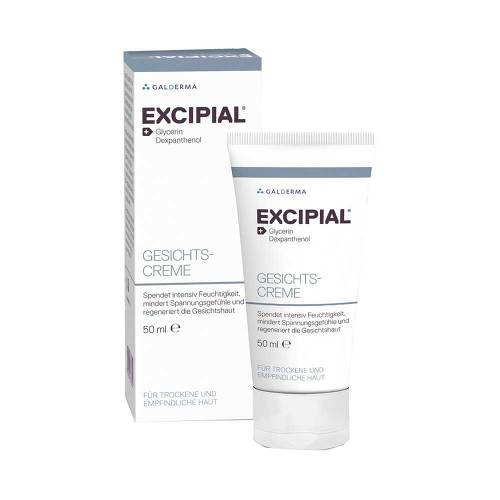 Excipial Gesichts-Creme - 1