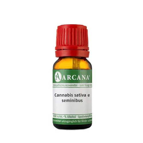 Cannabis sativa e seminibus LM 18 Dilution - 1