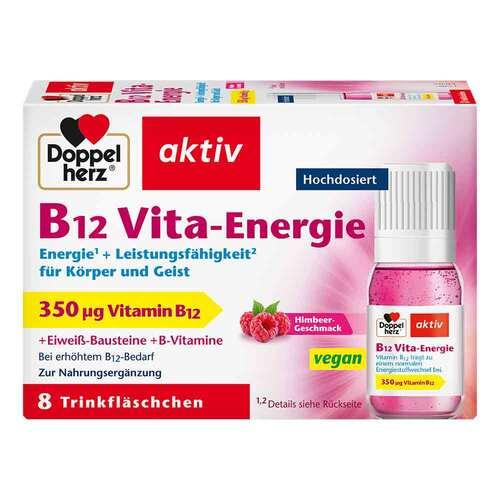 Doppelherz B12 Vita-Energie Trinkampullen - 1