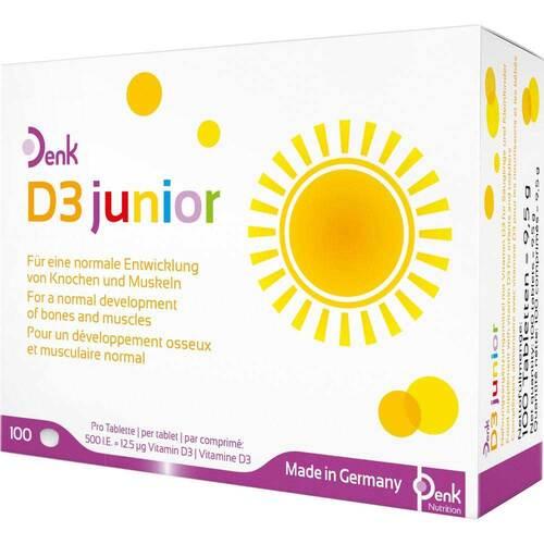 D3 Junior Denk Tabletten - 1