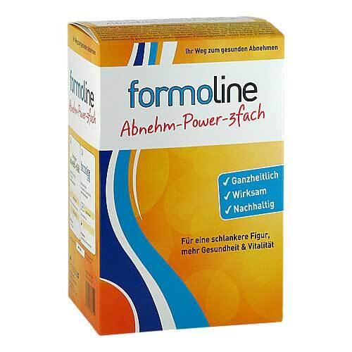 Formoline Abnehm-Power-3fach L112 + Eiweißdiät + Buch - 1