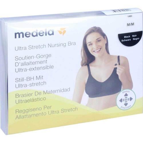 Medela Schwangerschafts- und Still-BH M schwarz - 1
