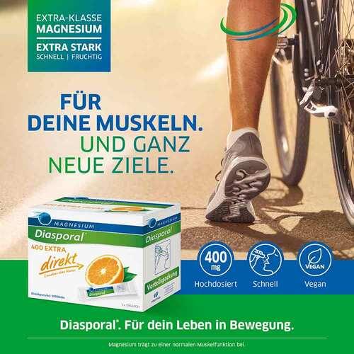 Magnesium Diasporal 400 Extra direkt Granulat - 4