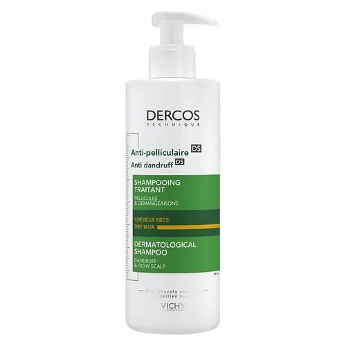 Vichy Dercos Anti-Schuppen-Pflegeshampoo für trockenes Haar - 1