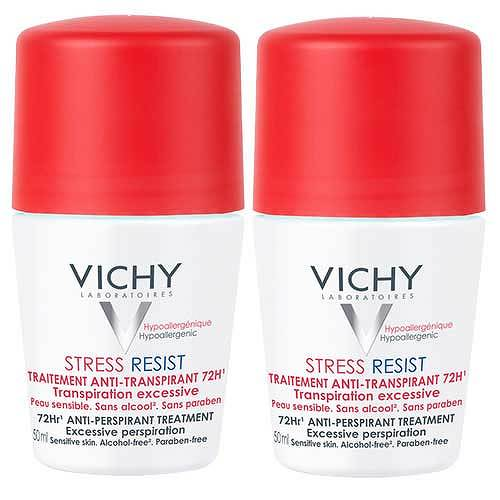 Vichy Deo Roll-on Stress Resist 72h - 1