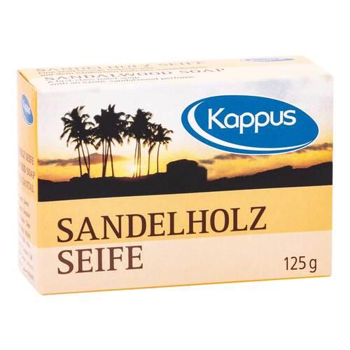 Kappus Sandelholzseife - 1