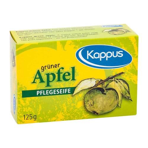 Kappus grüner Apfel Seife - 1