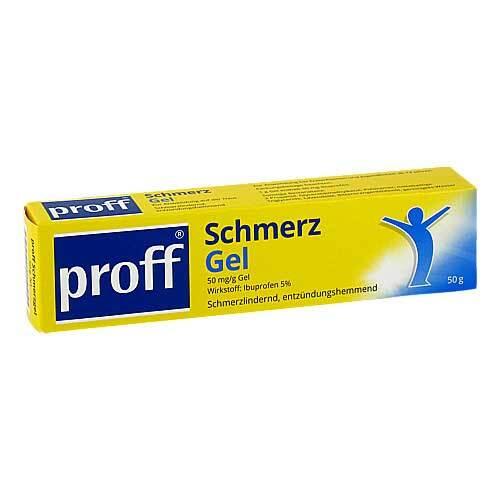 Proff Schmerzgel 50 mg/g - 1