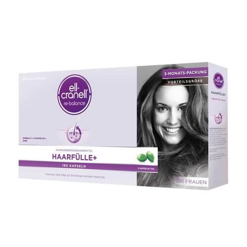 Ell-Cranell Haarfülle + für Frauen Kapseln - 1