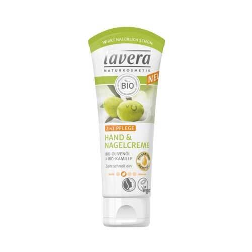 Lavera Hand- und Nagelcreme - 1