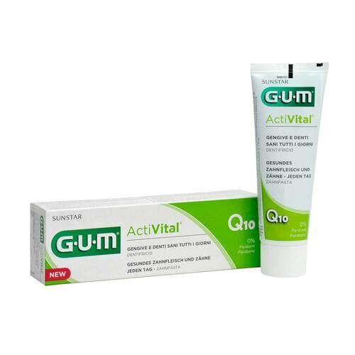 GUM Activital Zahnpasta - 1