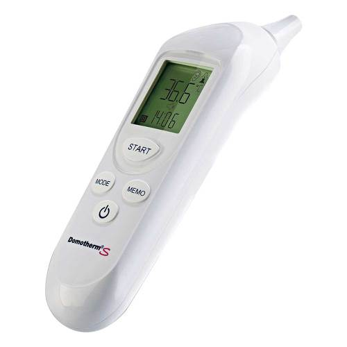 Domotherm S Infrarot-Ohrthermometer - 1